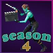 Dances from Fortnite ( season 4 ) icon