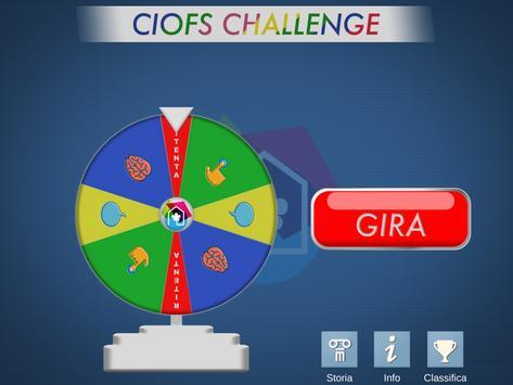 CIOFSChallenge apk screenshot