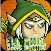 ELF Super Adventure : Pixel Adventure World icon