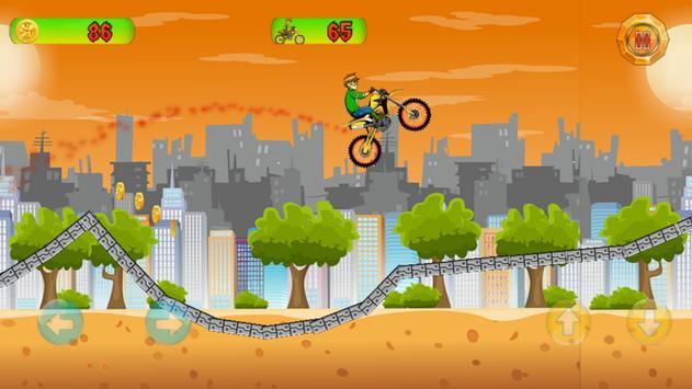 Ben Motocross Action apk screenshot