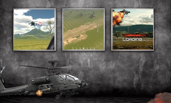 Helicopters Fighter poster