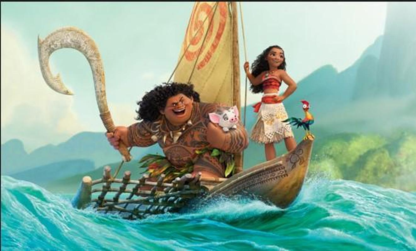 Hd moana wallpaper for android apk download - Moana download hd ...