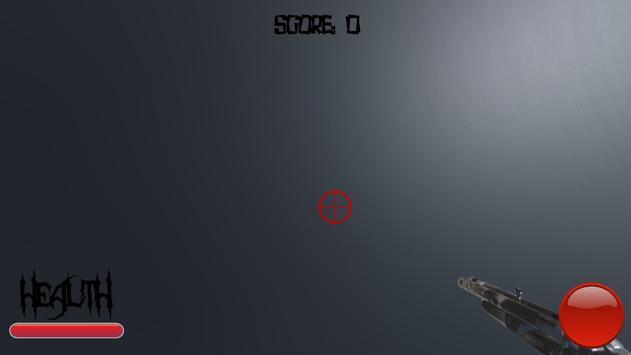 Zombie Hunting AR screenshot 1