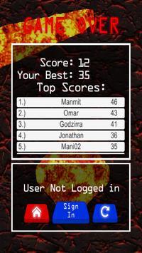 Magma Escape apk screenshot