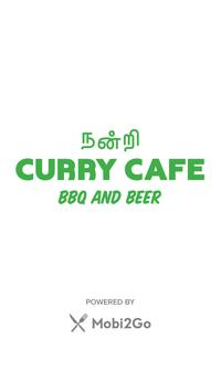Curry Cafe poster