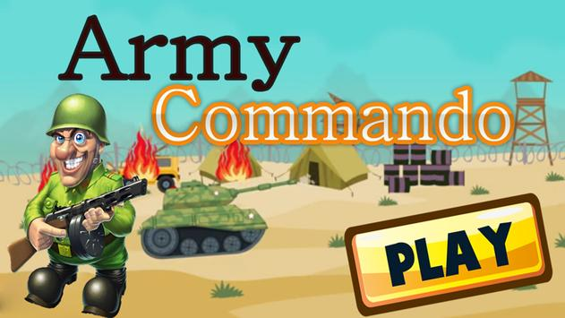 Commando Army Soldiers Mission apk screenshot
