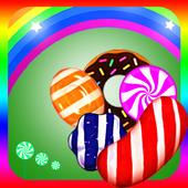 Crush Subway Cookie Candy  Sugar Match 3 icon