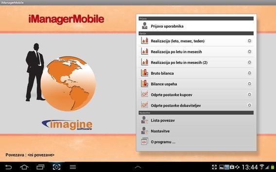 iManagerMobile apk screenshot