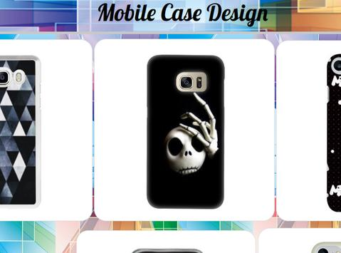 Mobile Case Design poster