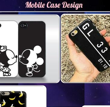 Mobile Case Design poster