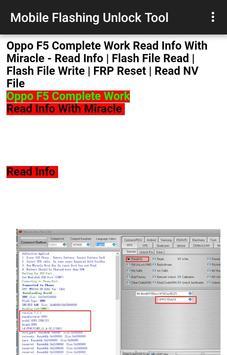 Mobile Flashing Unlock Tool screenshot 4