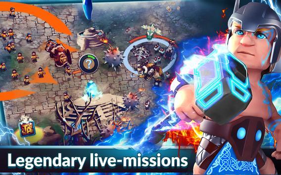 Tiny Armies: The Clash Arena screenshot 6