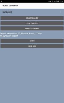 Mobile companion & helper screenshot 1