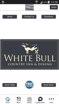 White Bull poster