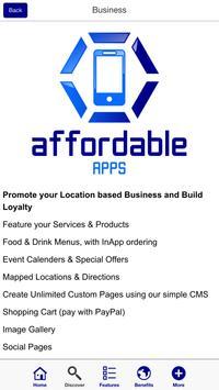 Affordable Apps screenshot 1