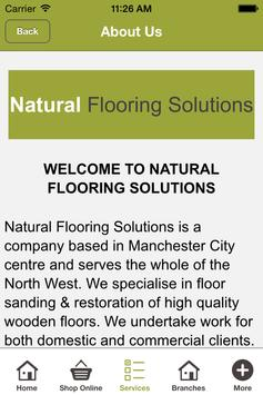 Natural Flooring Solutions apk screenshot