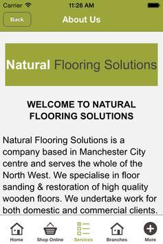 Natural Flooring Solutions apk screenshot