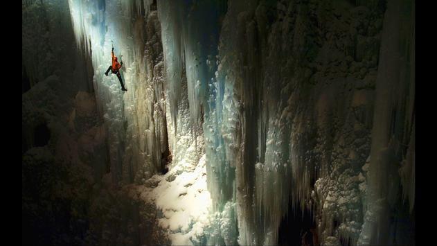 Ice Climbing. Sports Walls screenshot 2