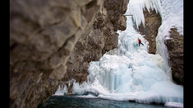 Ice Climbing. Sports Walls screenshot 3