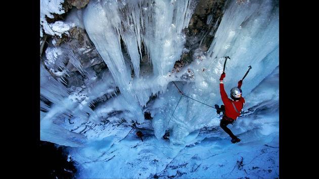 Ice Climbing. Sports Walls screenshot 5