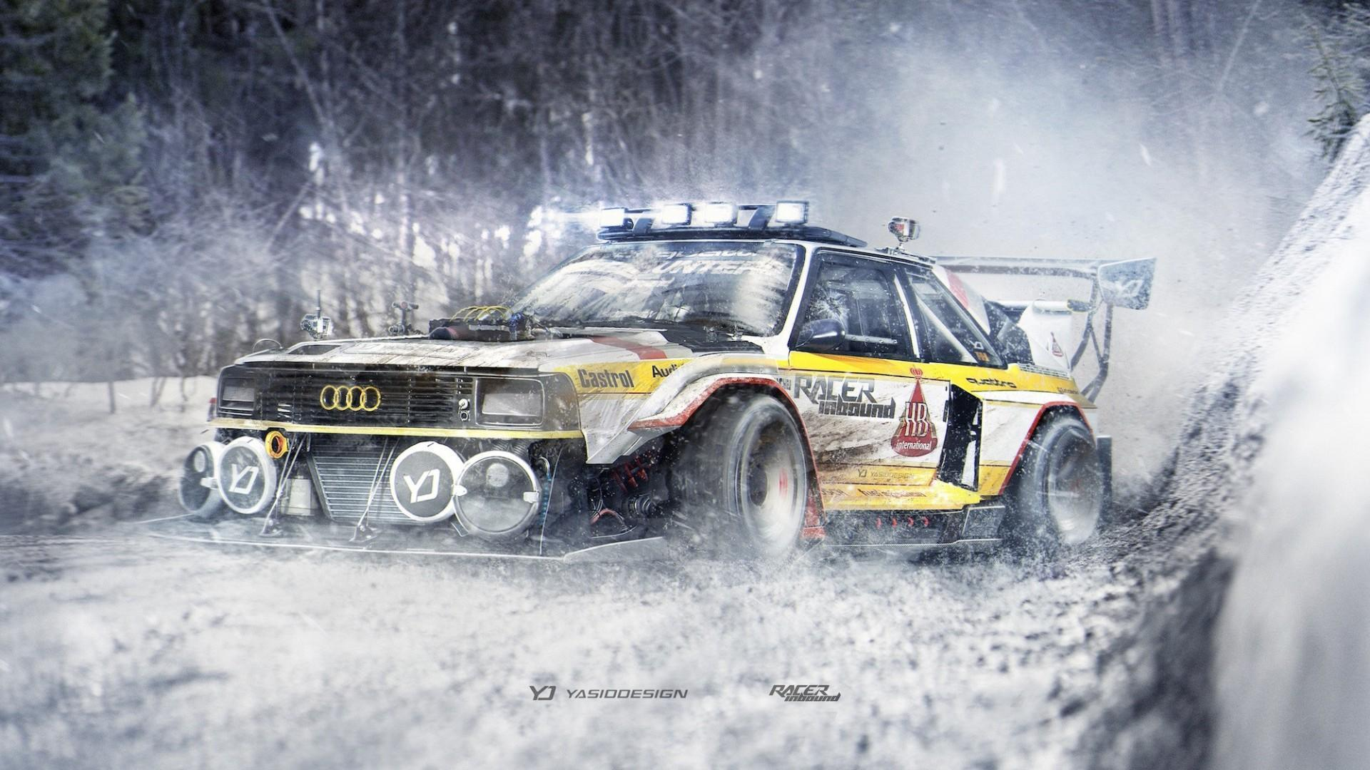 Dirt Rally. Sport Wallpapers For Android