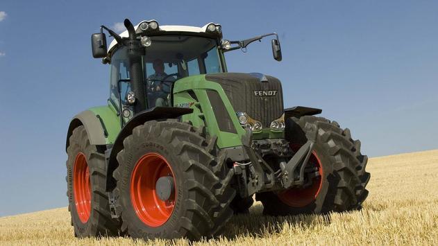 Green Tractor. Super Wallpapers screenshot 3