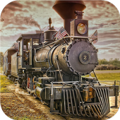 Trains. Native American Wallpapers icon