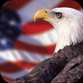 Washington Bird. Animals Wallpapers icon