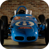 Retro Race. Cars Wallpapers icon