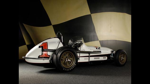 Retro Race. Cars Wallpapers screenshot 4