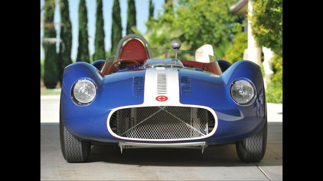 Retro Race. Cars Wallpapers screenshot 5