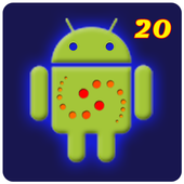 spin number icon