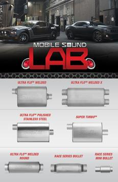DynoMax Mobile Sound Lab screenshot 1