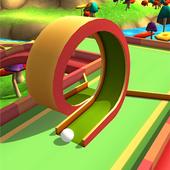 Mini Golf 3D Adventure icon