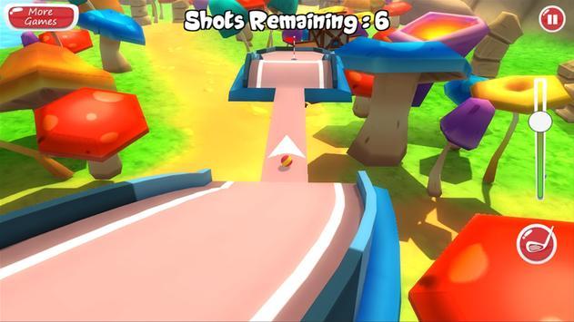 Mini Golf 3D Adventure screenshot 18