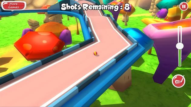 Mini Golf 3D Adventure screenshot 4