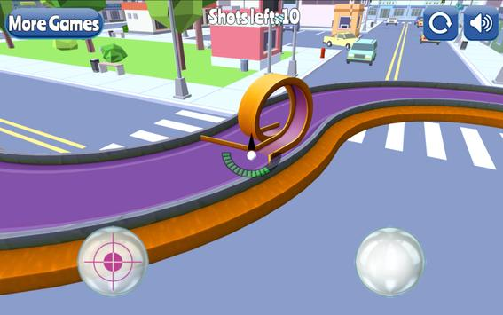 Mini Golf 3D City Ace Star apk screenshot
