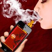 Mobile Vape Smoke Simulator icon