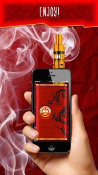 Mobile Vape Smoke Simulator apk screenshot