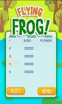Flying Frog apk screenshot