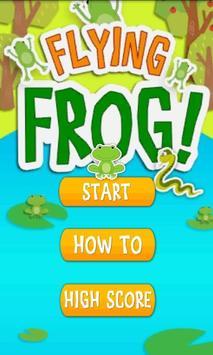 Flying Frog poster