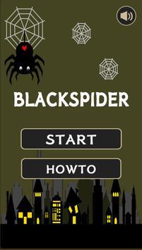검은 거미 poster