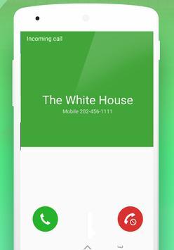 Fake Call & SMS (Prank call & sms) screenshot 1
