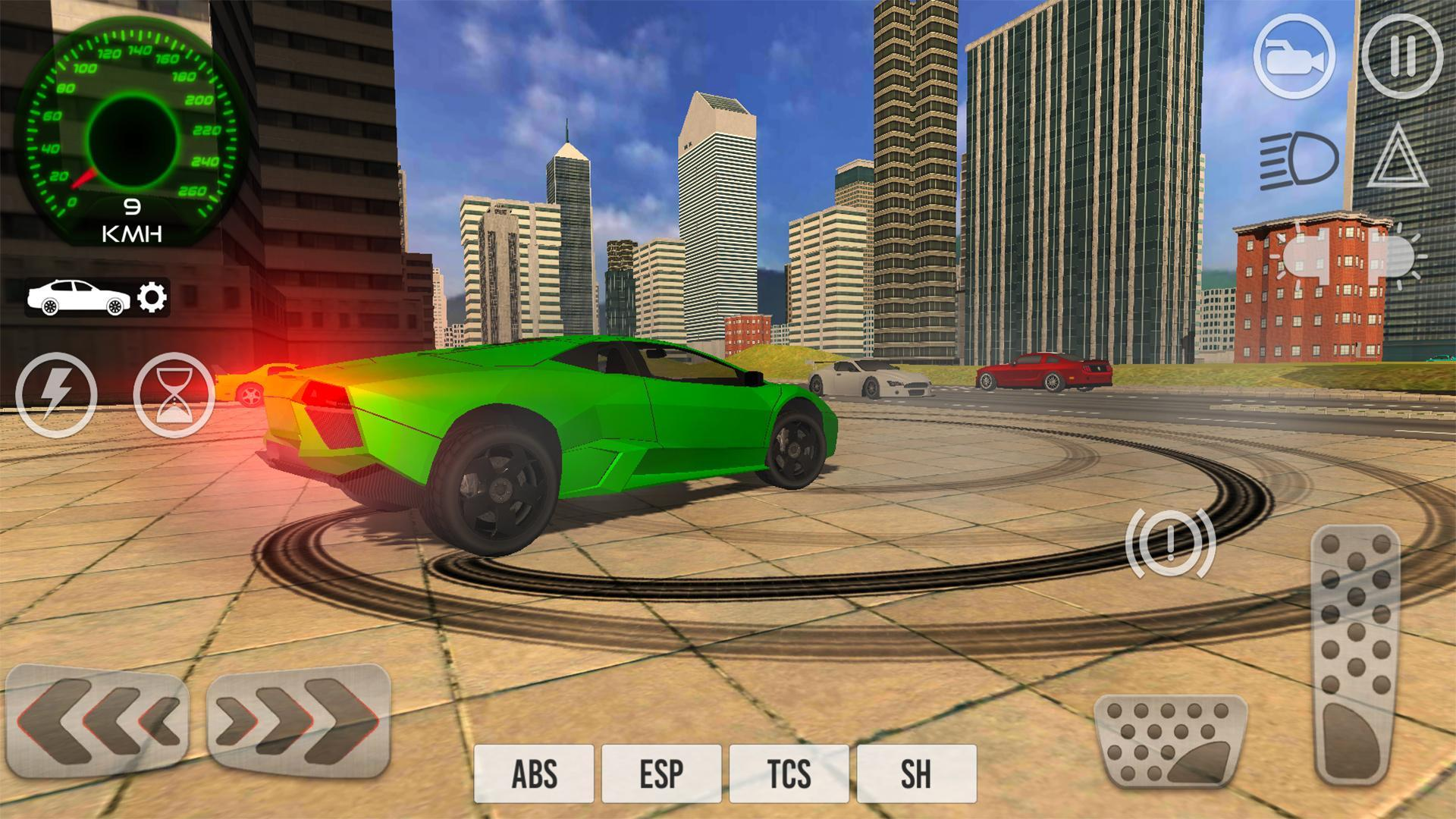 Car Simulator Games >> Car Simulator 2018 For Android Apk Download