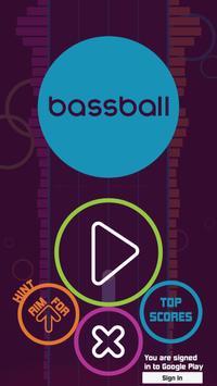 Bassball poster