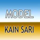 Model Kain Sari India icon