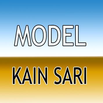 Model Kain Sari India poster
