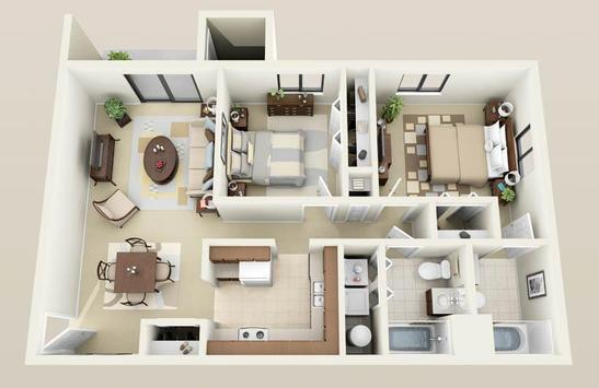 Model Home 3D APK Download - Free Lifestyle APP for Android ...