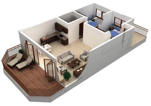 model home 3d apk screenshot - 3d Model Home