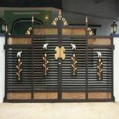 Model Home Gate icon
